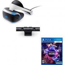 Sony PlayStation VR + VR Worlds Oyun + Ps4 Camera Konsol Aksesuarı - Sony Eurasia Garantili