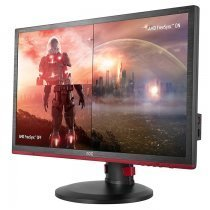 "AOC G2460PF 24"" 144Hz 1ms FreeSync Pivot WLED TN Full HD Gaming Monitör"