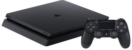 Sony Ps4 500 Gb Slim 3 Oyunlu Konsol