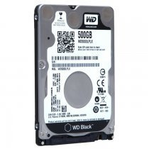 "WD Black WD5000LPLX 500GB 2.5"" 7200RPM SATA3 32MB Notebook Harddisk"