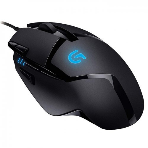 Logitech G402 Hyperion Fury 4000DPI 8 Tuş Optik Gaming Mouse - 910-004068