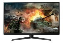 "Lg 32GK850G-B 31.5"" 5ms 144Hz G-Sync Flicker Safe Pivot VA QHD Gaming Monitör"