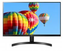 "LG 27MK600M-B 27"" 5ms 75Hz FreeSync Flicker-Safe IPS Full HD Gaming Monitör"