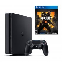 Sony PS4 Slim 1TB Oyun Konsolu + PS4 Call Of Duty Black Ops 4 - Sony Eurasia Garantili
