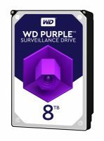 "WD Purple WD82PURZ 8TB 3.5"" 7200Rpm 256MB SATA 6Gb/s 7x24 Güvenlik Diski"