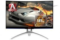 "AOC AG272FCX6 27"" 1ms 165Hz HDMI/DP/VGA Full HD Gaming Monitör"