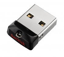 Sandisk Cruzer Fit 64GB USB 2.0 Flash Bellek - SDCZ33-064G-G35