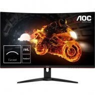 "AOC C32G1 31.5"" 1ms 144Hz FreeSync WLED VA Full HD Curved Gaming Monitör"