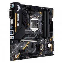 Asus TUF B365M-Plus Gaming Intel B365 Soket 1151 DDR4 2666MHz mATX Gaming Anakart