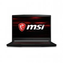"MSI GF63 Thin 8SC-252XTR i5-8300H 8GB DDR4 256GB SSD 4GB GTX 1650 15.6"" Full HD FreeDOS Gaming Notebook"