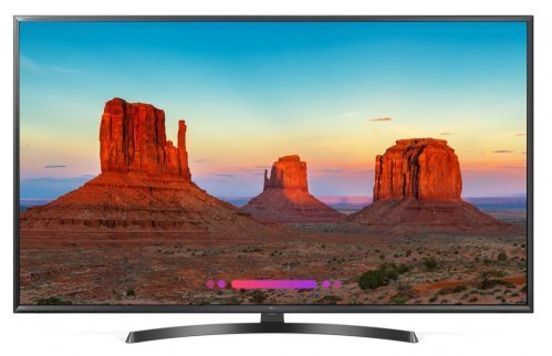 LG 49UK6470 49 inç 123 Ekran Uydu Alıcılı Smart 4K Ultra HD LED Tv