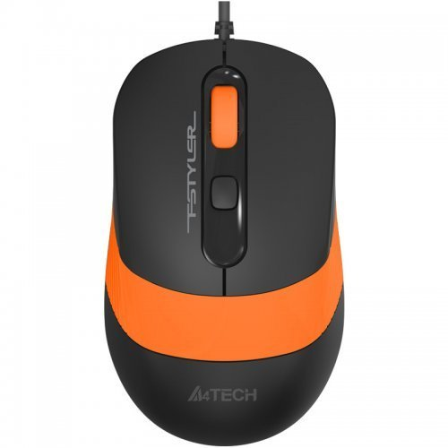 A4 Tech FM10 1600DPI 4 Tuş Optik Turuncu Mouse