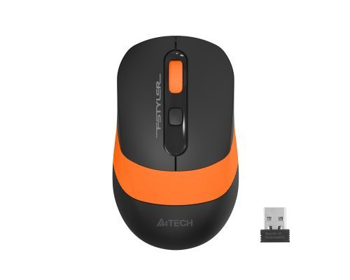 A4 Tech FG10 2000 DPI USB Turuncu Optik Mouse