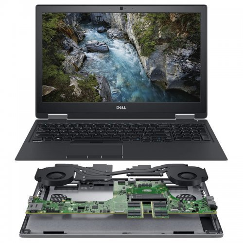 Dell Poyraz Precision M7530