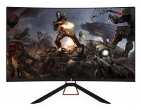 GamePower 24'' GPR24C1MS144 Curved 1ms 144Hz Gaming Monitör (Samsung VA Panel)