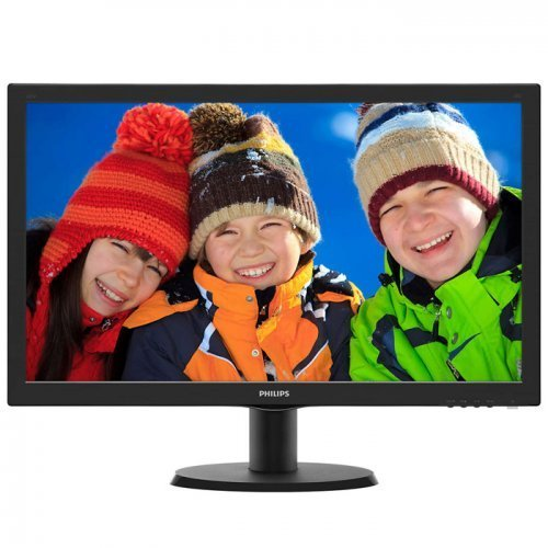 "Philips 243V5LHSB5-01 23.6"" 1ms 60Hz Full HD WLED TFT-LCD Monitör"