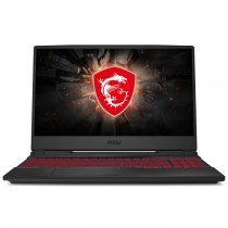 "MSI GL65 9SD-033XTR i7-9750H 2.60GHz 16GB 256GB SSD 6GB GTX 1660 Ti 15.6"" Full HD FreeDOS Gaming Notebook"
