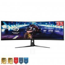 "Asus ROG Strix XG49VQ 49"" 144Hz 4ms FreeSync 2 HDR Super Ultra-Wide VA Double Full HD (3840x1080) Curved Gaming Monitör"
