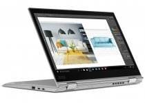 "Lenovo X1 Yoga 20LF000UTX i7-8550U 1.80GHz 16GB LPDDR3 512GB SSD 14"" Windows10 Pro Notebook"
