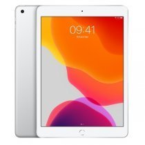 "Apple iPad 7. Nesil 128GB Wi-Fi + Cellular 10.2"" Silver Tablet - Apple Türkiye Garantili"