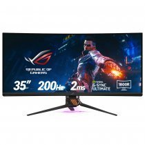 "Asus Rog Swift PG35VQ 35"" 2ms 200Hz Nvidia G-Sync Flicker-Free VA Ultra-Wide QHD (3440x1440) Curved Gaming Monitör"