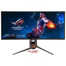 "Asus ROG Swift PG349Q 34"" 120Hz 4ms Nvidia G-Sync Flicker-Free IPS Ultra-Wide QHD (3440x1440) Curved Gaming Monitör"
