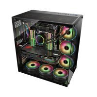 GamePower WARCRY Gaming Full Tempered Glass ATX Kasa (Fansız)