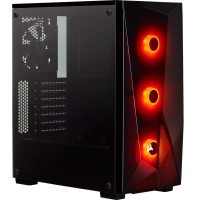 Corsair Carbide Spec Delta CC-9011166-WW RGB Midi-Tower Tempered Glass Gaming (Oyuncu) Kasa