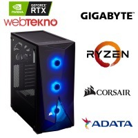 Battle Bronze [webtekno] | ZOTAC GeForce RTX™ 2060 OC 6G 16GB DDR4 480GB SSD Gaming Bilgisayar