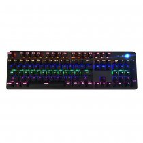 James Donkey 610S Rainbow Aydınlatmalı Black/Blue Switch İng Q USB Gaming Mekanik Klavye
