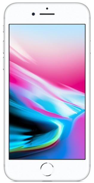 Apple iPhone 8 128GB Silver MX172TU/A Cep Telefonu Apple Türkiye Garantili