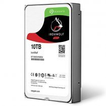 "Seagate Ironwolf ST10000VN0008 10TB 3.5"" 256MB 7200 Rpm Nas Disk"