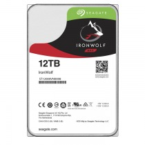 "Seagate Ironwolf 12TB 3.5"" 256MB 7200Rpm Nas Disk - ST12000VN0008"