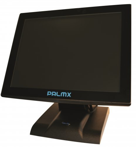 "Palmx Athena Intel i3 4GB DDR3 64GB SSD 15"" Pos PC"