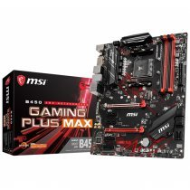 MSI B450 Gaming Plus Max AMD B450 Soket AM4 DDR4 4133(OC)MHz ATX Gaming Anakart
