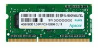 Apacer 4GB DDR3 1600Mhz SODIMM Notebook Ram (Bellek) - DS.04G2K.KAM