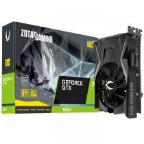 Zotac ZT-T16500F-10L Gaming GeForce GTX 1650 OC 4GB GDDR5 128Bit DX12 Gaming Ekran Kartı