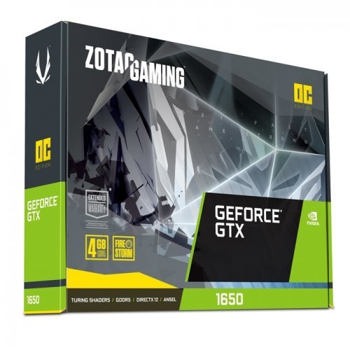 Zotac ZT-T16500F-10L Gaming GeForce GTX 1650 OC