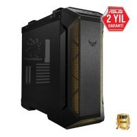 Asus TUF Gaming GT501 USB 3.1 Temperli Cam RGB Fan E-ATX Mid-Tower Gaming (Oyuncu) Kasa