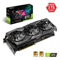 Asus ROG-Strix-RTX2080Ti-O11G-Gaming GeForce RTX 2080 Ti 11GB GDDR6 352Bit DX12 Gaming Ekran Kartı