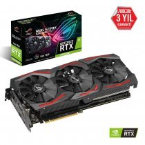 Asus Rog Strix RTX2060S-A8G-Gaming GeForce RTX 2060 Super 8GB GDDR6 256Bit DX12 Gaming Ekran Kartı