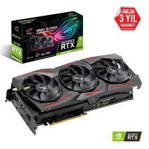 Asus Rog-Strix-RTX2070S-A8G-Gaming GeForce RTX 2070 Super 8GB GDDR6 256Bit DX12 Gaming Ekran Kartı