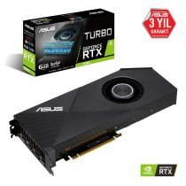Asus Turbo-RTX2060-6G GeForce RTX 2060 6GB GDDR6 192Bit DX12 Gaming Ekran Kartı