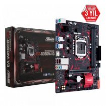 Asus Expedition EX-B360M-V3 Intel B360 Soket 1151 DDR4 2666MHz mATX Gaming(Oyuncu) Anakart