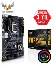 Asus TUF H310-Plus Gaming Intel H310 Soket 1151 DDR4 2666MHz ATX Gaming Anakart