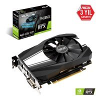 Asus PH-RTX2060-6G Phoenix GeForce RTX 2060 6GB GDDR6 192Bit DX12 Gaming Ekran Kartı