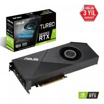 Asus Turbo-RTX2060S-8G-EVO GeForce RTX 2060 Super 8GB GDDR6 256Bit DX12 Gaming Ekran Kartı