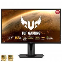 "Asus TUF VG27AQ 27"" 1ms 165Hz HDR 2K Freesync ve G-SYNC HDMI/DP Pivot IPS Gaming Monitör"