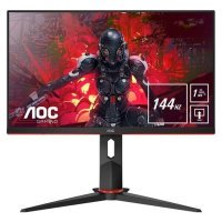 "AOC 27G2U 27"" 1ms 144Hz FreeSync Pivot IPS WLED Full HD Gaming Monitör"