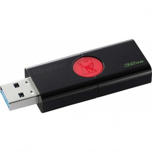 Kingston DT106/32GB 32GB USB 3.0 Flash Bellek